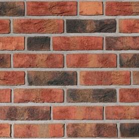 FORMBACK graphit-bunt NF, 240x115x71 mm, hand-molded bricks