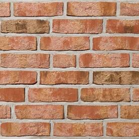 MOORBRAND lehm-bunt NF, 240x115x71 mm, hand-molded bricks