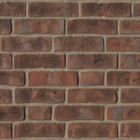 MOORBRAND еrdbraun-bunt NF, 240x115x71 mm, hand-molded tiles