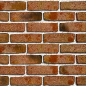MOORBRAND sandgelb-bunt NF, 240x115x71 mm, hand-molded tiles