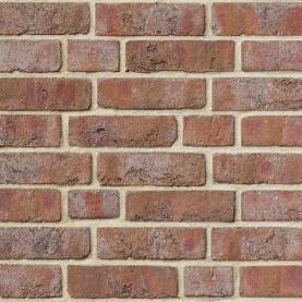 WASSERSTRICH bunt-grau NF, 240x115x71 mm, hand-molded tiles